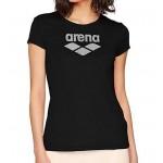 W Gym logo t shirt Arena donna