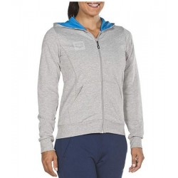 Essential Hooded Arena Giacca donna