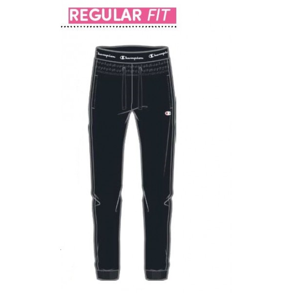 Rib Cuff Pantalone donna regular Champion