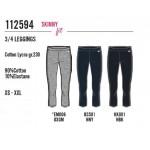 leggings skinny a polpaccio Champion 112594