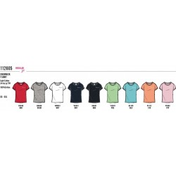 shirt cotone fitness donna Champion 112605
