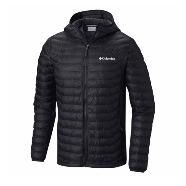 Columbia Piumino Powder Lite Nero