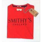 t shirt logo Smithy's