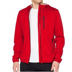 CMP Softshell Leggero Red