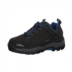 CMP Scarpa Trekking Junior Rigel Low Grigio Scuro