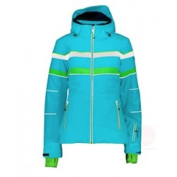 CMP Hood Jacket Donna ClimaProtect