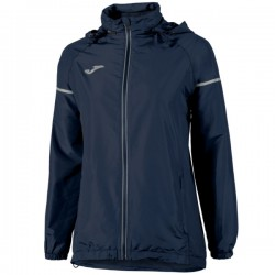 Joma Kway Rainjacket Race Donna Blu
