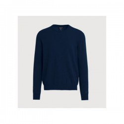 Woolrich Maglioncino Uomo Supergeelong Crew Neck