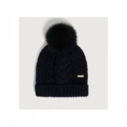 Woolrich Cappello Serenity Donna Melton Blue