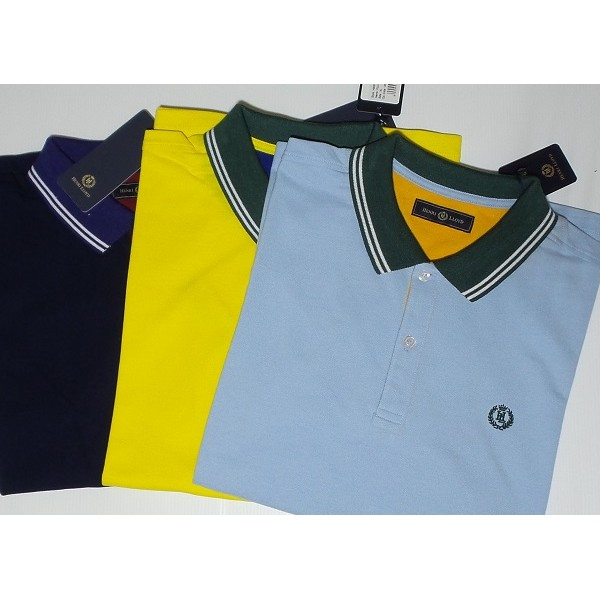 Henri LLoyd full contrast polo
