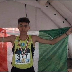 Atletica Leggera, Ayoub Idam campione italiano under 20 di corsa campestre